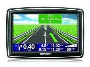 GPS navigacijų nuoma Vilniuje